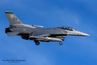 Lockheed F-16CM-42-CF Falcon (90-0740) - 422nd TES
