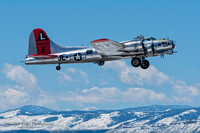 "1944 Boeing B-17G Flying Fortress (NL3701G) - ""Madras Maiden"""