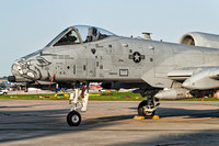 Fairchild A-10A Warthog (78-0614) - 184th Fighter Squadron