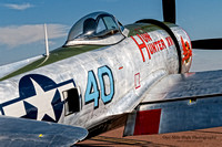 1944 Republic P-47D Thunderbolt (NX9246B) - Hun Hunter XVI