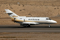 Raytheon Hawker 800XP (N9292X) - Warner Road Aviation, Inc
