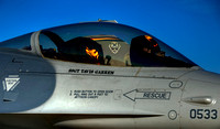 Lockheed Martin F-16CG Falcon (88-0533) - 4th Fighter Squadron