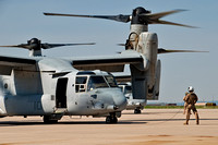 Bell Boeing MV-22 Osprey (BuNo 165841) - VMM-266 Fighting Griffins