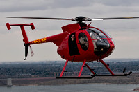 McDonnell Douglas 369FF (N530KF) - Smoky Mountain Helicopters