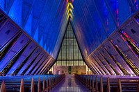 USAF Academy Protestant Chapel
