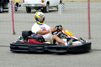 Kart Racing For Heroes - Practice Session #1