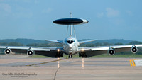Boeing E-3G Sentry (80-0138) - 552nd Air Control Wing
