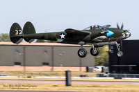 1942 Lockheed P-38F Lightning (N12652)