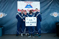 Karting Racing For Heroes - USAF Security Forces Team