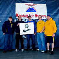 Karting Racing For Heroes - US Navy Team
