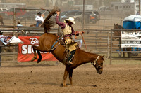 CPRA 2007 Finals - Saddle Bronc Riding