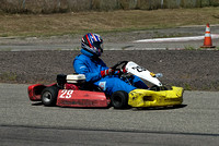Kart Racing For Heroes - Fire Dept vs. Military