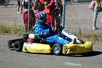 Kart Racing For Heroes - Group Practice #1