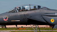 Boeing F-15E Strike Eagle (87-0184) - Strike Eagle Demo Team (334th Fighter Squadron)