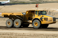 Volvo Contruction Dump Truck