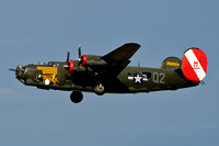 "Consolodated B-24J Liberator (N224J) - ""Witchcraft"""