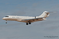 2008 Bombardier BD-700-1A10 Global Express (HB-JGE) - TAG Aviation