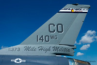 140th Wing/120th Fighter Squadron (Buckley AFB - Aurora, CO)