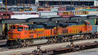 General Electric EMD SD70ACe - BNSF #9233