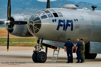 1944 Boeing B-29 Superfortress (NX529B) - Commemorative Air Force
