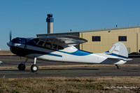 1954 Cessna 195 Business Liner (N2160C)