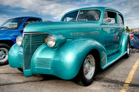 Classic Car Show - Sonic Drive In (2014-08-01)