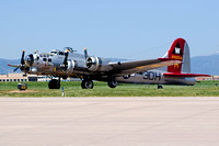 1945 Boeing B-17G Flying Fortress - Experimental Aircraft Association Inc