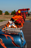 120th Fighter Squadron Car Tail