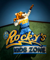Bowling Alley - Rockys Kid Zone