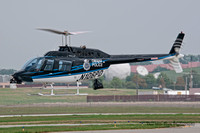 2008 Bell 206B (N106PD) - Omaha Police Department