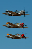 Republic P-47 Thunderbolt (NX47DF)