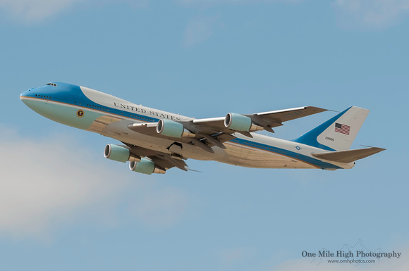 Boeing VC-25A (92-9000)
