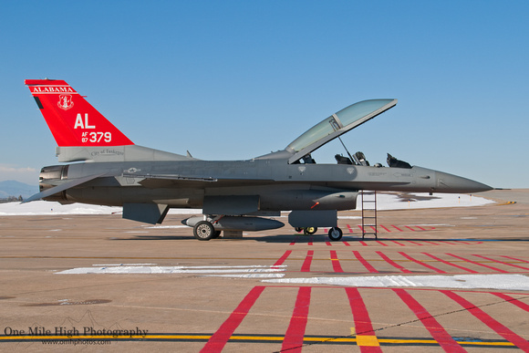 One Mile High Photography | 187th Fighter Wing/100th Fighter