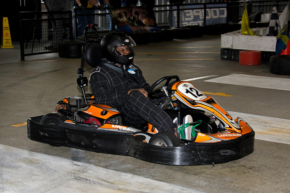 Kart Racing For Heroes - The Panthers (US Air Force)