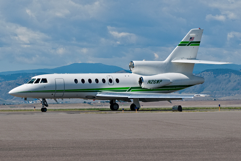 One Mile High Photography | Dassault-Brequet Aircraft