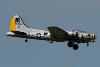 "Boeing B-17G Flying Fortress (N390TH) - ""Liberty Belle"""