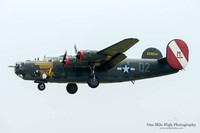 "Consolidated B-24 Liberator (N224J) - ""Witchcraft"""