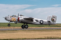 "1944 North American B-25J Mitchell (N9117Z) - ""In The Mood"""