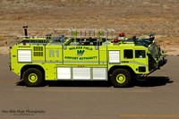 Airport Fire Vehicle - Grand Junction Regional Airport AARF 1