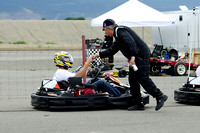Kart Racing For Heroes - Colorado Army NG vs. Grand Junction FD