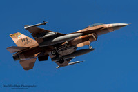 Lockheed F-16C-32-CF Falcon (87-0307) - 64th Aggressor Squadron