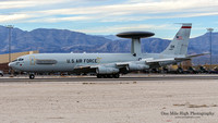 Boeing E-3B Sentry (75-0557) - 552nd ACW