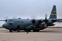 Lockheed C-130H-3 Hercules (92-1534) - 187th Airlift Squadron
