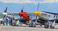 2016 Pit Rally Warbird & Auto Show - Front Range Airport, CO