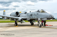 Fairchild A-10C Warthog (80-0275) - 354th Fighter Squadron