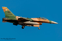 Lockheed Martin F-16C-32-CF Falcon (86-0299) - 64th Aggressor Squadron