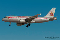 Airbus A319-114 (C-FZUH) - Trans Canada Airlines 60th Anniversary