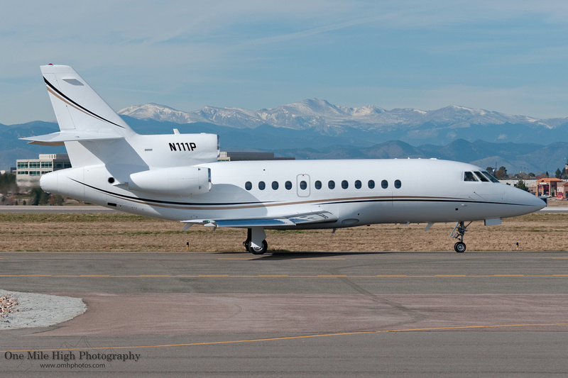 One Mile High Photography | Dassault-Brequet Aircraft