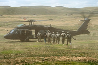 2014 Combined Arms Live Fire Exercise (CALFEX) - Ft Carson, CO