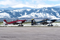Vans Aircraft RV-8 (N747JG & N747DT) - Jim Gray & Tom Spratt